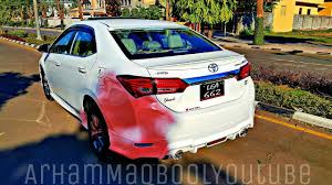 2018 toyota grande. beautiful toyota 2017 corolla altis grande on steroids walkaround 0100 acceleration and  night mode must see throughout 2018 toyota grande