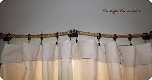 Curtain Rod Alternatives Stylish Diy Curtain Rods Ideas On Budget