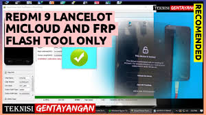 4.sambungkan perangkat ke pc pada mode edl 9008. Bypass Micloud Frp Xiaomi Redmi 9 Lancelot With Free Tool And File Cara Hapus Mi Account Redmi 9 For Gsm