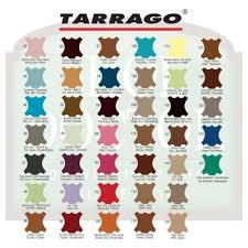 Tarrago Dye Color Chart Tarrago Shoe Dye