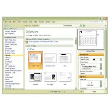 Microsoft Templates For Publisher Download And Use Free Microsoft Publisher Calendar