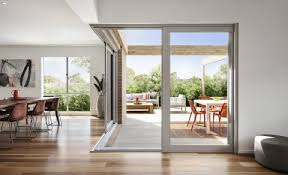 enjoy solid luxury frames when closed and supreme indoor outdoor integration when open
