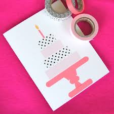 How To Make A Pop Up Birthday Card Easy Easy Pop Up Birthday Card Card Making Ideas For Birthday