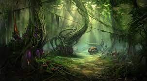 Best 53+ Concept Art Jungle Wallpaper ...