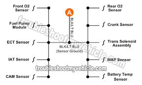 1996 1998 throttle position sensor circuit diagram (dodge 3 9l how to test throttle position sensor with multimeter at Tps Wiring Diagram
