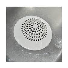bathtub drain protector hair catcher drain cover for pop up regular drains small size