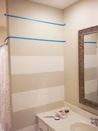 Striped Bedroom Paint Livelovediy How To Paint Stripes The Easiest Tutorial Ever