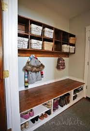 Diy Entryway Bench With Coat Rack Classy Diy Entryway Bench With Shoe Storage Inspirational A New Coat Rack