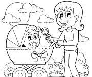 Kleurplaten Baby Geboren 78 Stoer Kleurplaat Baby Geboren