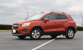 All Chevy chevy cars 2015 : 2015 Chevrolet Trax First Drive – Review – Car and Driver