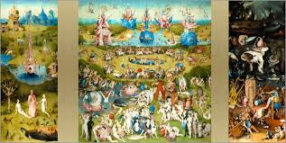 garden of earthly delights poster. Poster The Garden Of Earthly Delights H
