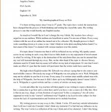 how to write a autobiography essay how for job application sample   example of autobiography essay example of autobiographical essay autobiography example