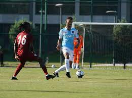 Trabzonspor, Bandırmaspor'u hazırlık maçında Djaniny'i ile geçti: 1-0