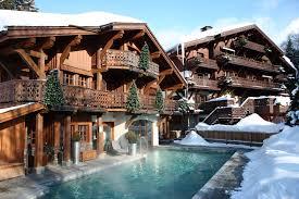 Hotel Le Chalet Du Mont D Arbois In Meg Ve French Alps Savoie