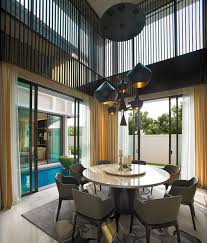 Stylish Home Ambiance Mixed Up With ResortStyle Living Freshome Stunning Ambiance Interior Design