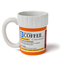 an extremely por gift for people in pharmacy the prescription coffee mug