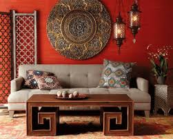 african style furniture. Furniture : Vintage African Living Room With Grey Sofa And Cushions Also Unique Brown Wood Coffee Table Hanging Lanterns Plus Round Style A