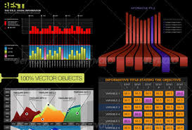9 Advanced Infographic Charts And Templates Best Designers