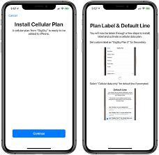 Gigsky World Mobile Esim Data For Iphone Review Macrumors