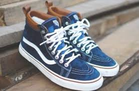 vans shoes high tops. shoes vans of the wall high top sneakers sk8-hi denim tops s