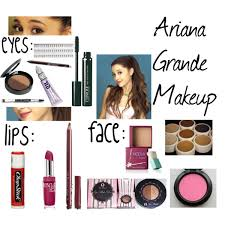 some of these items are from her makeup tutorial and are the real s that she