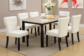 marble dining room furniture. Brown Marble Dining Table Room Furniture