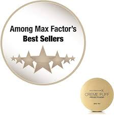 Max Factor Creme Puff Colour Chart Max Factor Creme Puff Pressed Compact Powder Moisturising Glowing Formula For All Skin Types 005 Translucent Matte 21 G