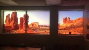 PROLAB Digital Window Scapes Transforms window into Backlit Art