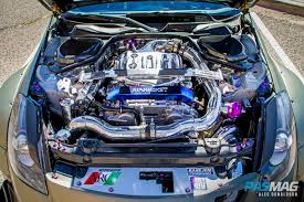 nissan 350z modified engine. Simple Engine Brian McCann 2005 Nissan 350Z Tuner Battlegrounds 7 ENGINE Throughout 350z Modified Engine