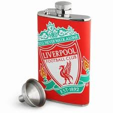 a flask always makes a unique gift and the anfield has two of them one of them is a 4oz chrome hip flask with funnel for 25 and the other is