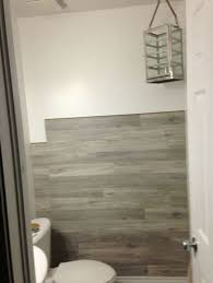 laminate floor accent wall diy