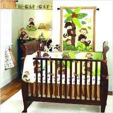monkey nursery bedding crib set monkey nursery bedding baby girl