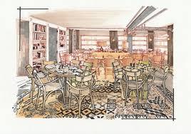 interior design of