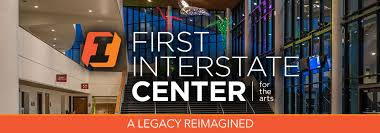 First Interstate Center For The Arts Seating Chart About The First Interstate Center For The Arts