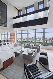 New York City Bedroom Decor Exclusive Duplex Penthouse In Manhattan Belle New York And Fur