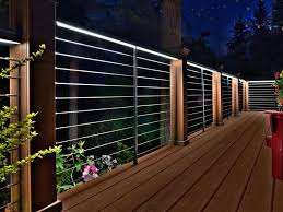 deck lighting ideas. feeney led lighting 2014 pcbc award winner deck ideas