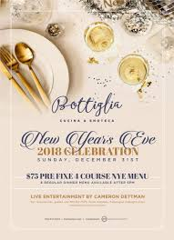 New Year Menu Celebrate New Years Eve In Style At Henderson Restaurant