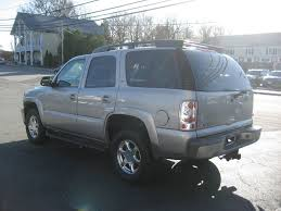 2005 Used Chevrolet Tahoe 4dr 1500 4WD Z71 at Central Motor Sales ...