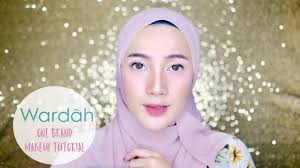 tutorial makeup wardah natural co buat pemula
