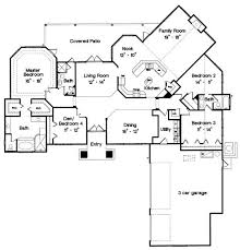 images about Home plans on Pinterest   House plans  Floor    Westover House Plan   Single story  bed  bath