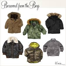 winter coats for boys and girls