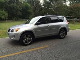 2010 Used Toyota RAV4 FWD 4dr 4-cyl 4-Speed Automatic Sport at Car ...