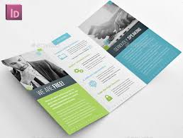 Brochure Templates For It Company Modern Company Trifold Brochure Templates Free Download