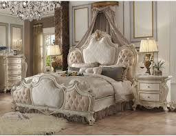 Alexandra Bedroom Furniture Antique Pearl