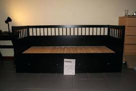 Ikea Hemnes Daybed Black Brown Hemnes Daybed Frame With 2 Drawers Black  Brown Review Hemnes Day ...