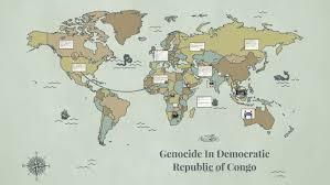 Genocide In Democratic Republic of Congo by Priscilla Brewer