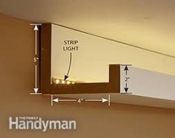 diy cove lighting. A Simple Cove Valence Style Diy Cove Lighting W