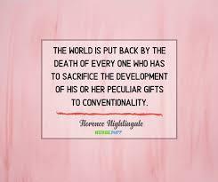 30 Greatest Florence Nightingale Quotes For Nurses Nursebuff