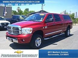 3D3MX39A37G777361 | 2007 Dodge Ram 3500 for sale in Sacramento, CA ...