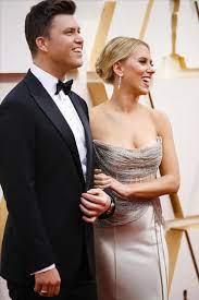 Jost Married': Scarlett Johansson ...